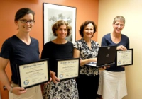 Dr. Eileen Doherty-Fuller and her colleagues